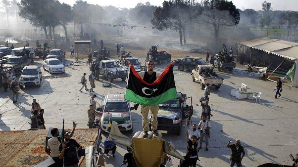 Libya'nın başkenti Trablus (arşiv)