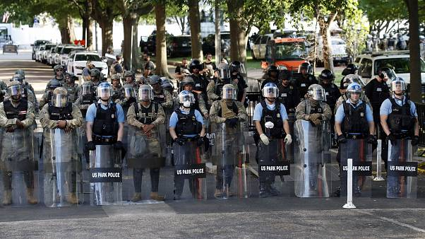ABD'de ırkçılık ve polis şiddeti karşıtı protestolar devam ediyor