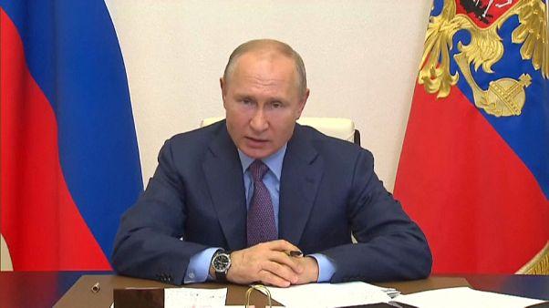 Авария в Норильске: президент отчитал губернатора Красноярского края