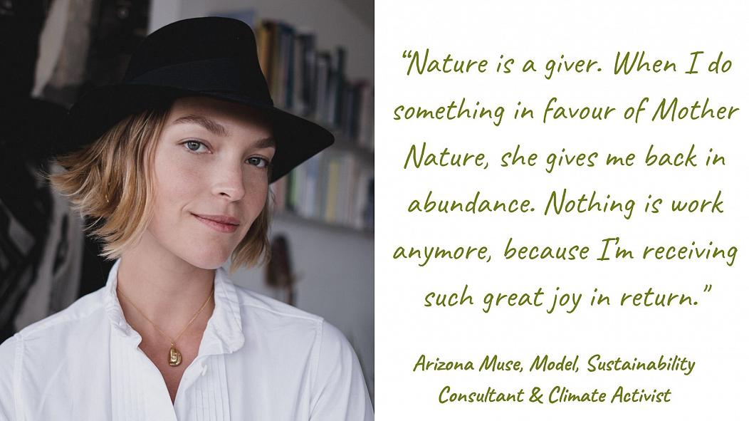 World Environment Day: Celebrities and campaigners tell us why nature is important to them