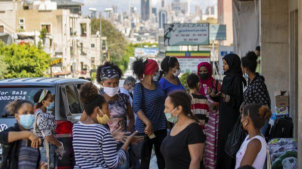 Migranti etiopici in Libano