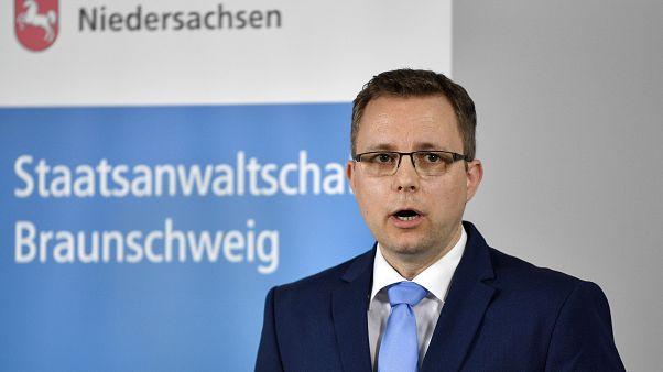 Γερμανός εισαγγελέας