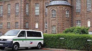 Gefängnis in Kiel