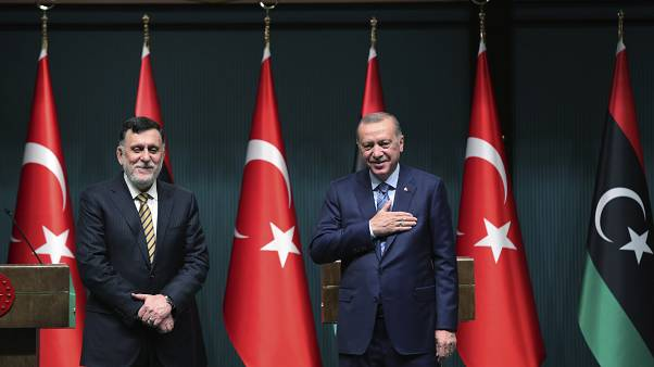 Treffen in Ankara