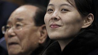 شقيقة الزعيم الكوري الشمالي، كيم يو جونغ