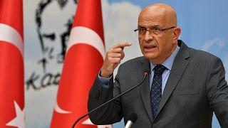 المعارض التركي بربر أوغلو