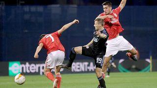 Benfica Dynamo Zagreb maçı