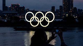 شعار الألعاب الأولومبية في طوكيو