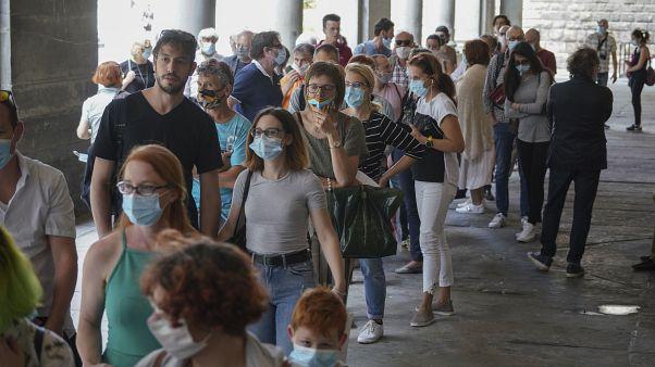 Ανοίγουν ξανά τα μουσεία της Ευρώπης