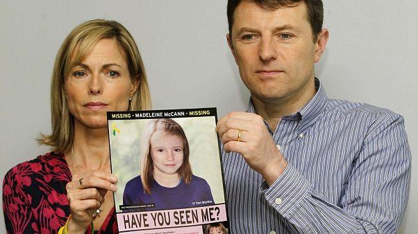 Ганновер: полиция проводит обыск по делу Мадлен Маккан