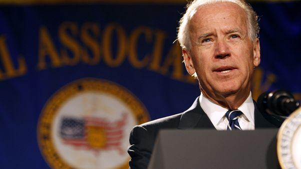 Demokrat Parti'nin 2020 başkan adayı Joe Biden
