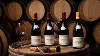 النبيذ الفرنسي الشهير بورغندي