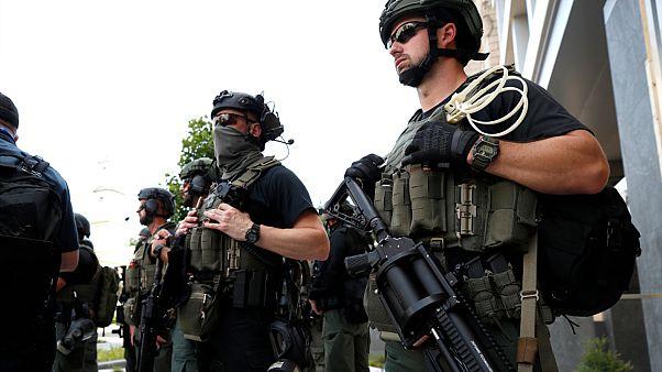 قوات حماية شوارع واشنطن العاصمة