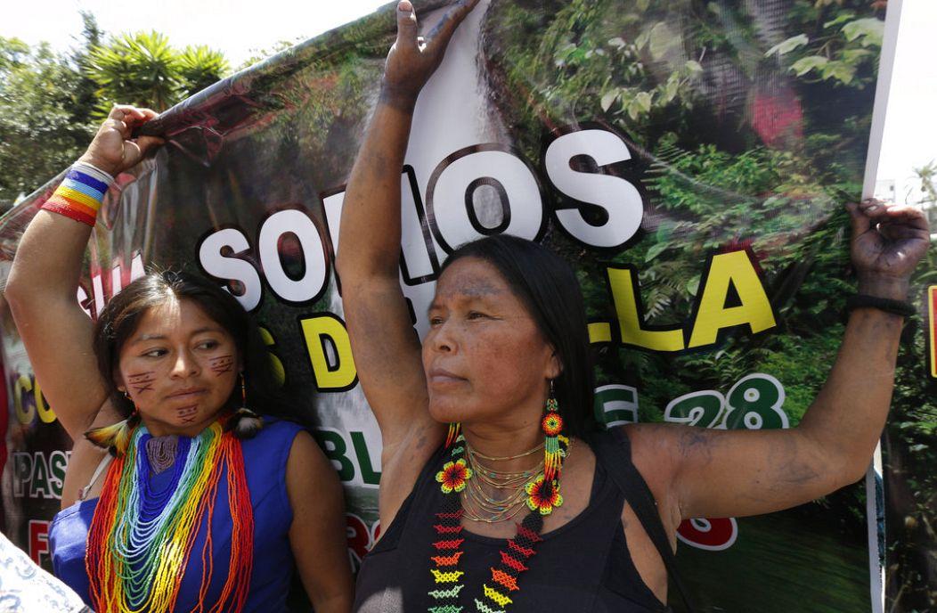 Dolores Ochoa/AP