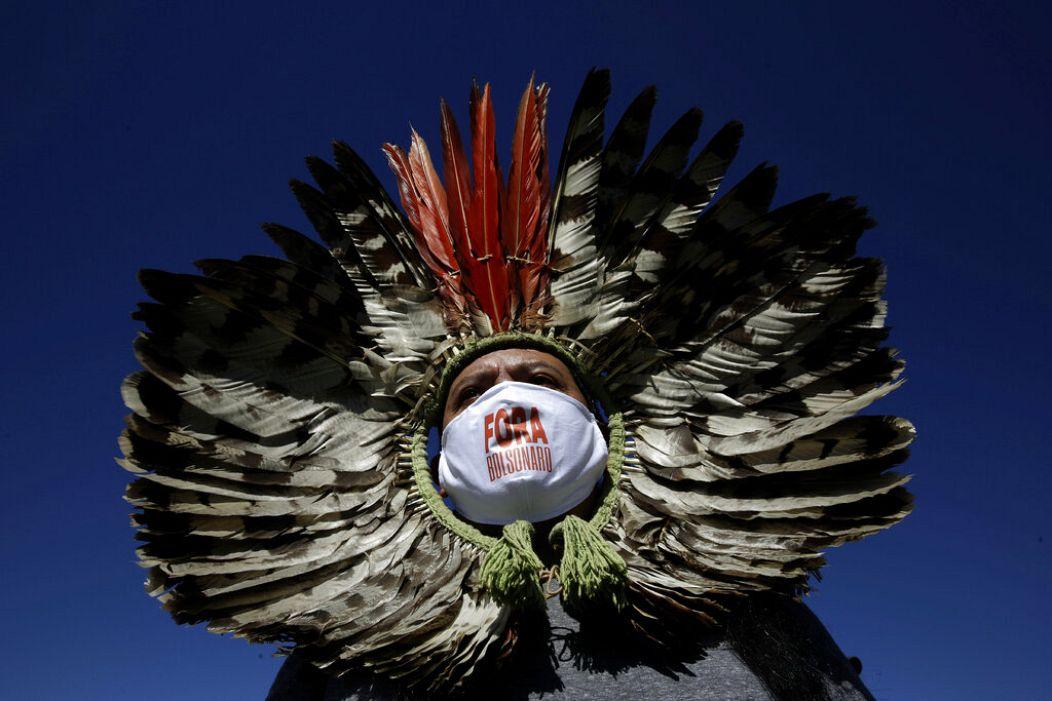 Eraldo Peres/AP