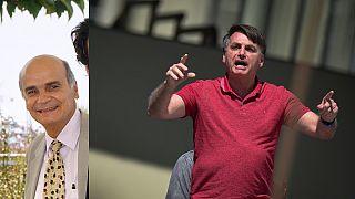 Médico Drauzio Varella acusa Presidente Jair Bolsonaro de péssima gestão da epidemia