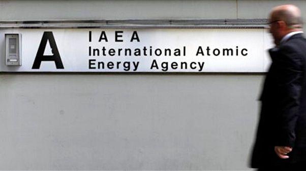 آژانس بینالمللی انرژی اتمی در وین