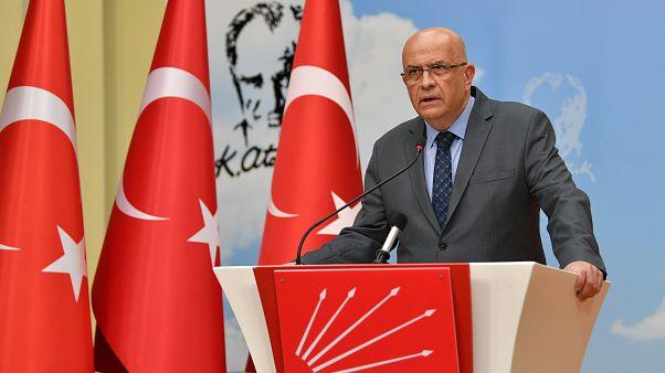 Vekilliği düşürülen Enis Berberoğlu