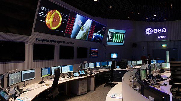 وكالة الفضاء الأوروبية