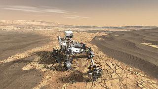 NASA'nın temmuz ayında Mars'a göndereceği Perseverance isimli keşif aracı