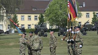 U.S. Army Europe's Logistics Support Services Contract in Bavaria