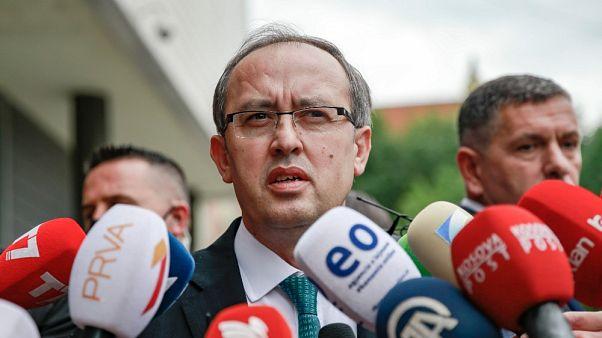 Il neo Primo Ministro kosovaro Avdullah Hoti