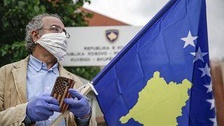 عبدالله هوتی وارادات کالاهای ساخت صربستان به کوزوو را آزاد کرد