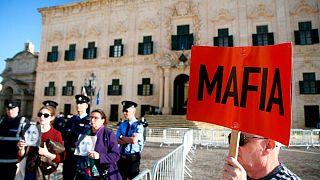 تظاهرات سال ۲۰۱۹ در مالت در اعتراض به قتل خبرنگار افشاگر