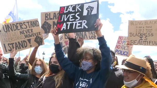 Protestas contra el racismo