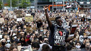 Rasszizmus-ellenes tüntetések Európában