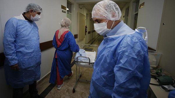 Türkiye'de koronavirüs vakaları