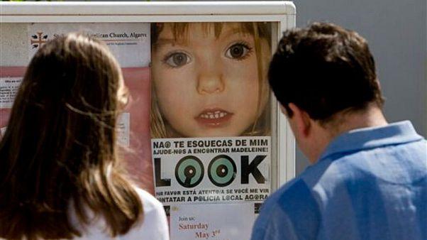 جستجو برای یافتن کودک گمشده بریتانیایی