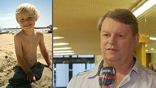 René Hasee desapareceu em Aljezur em 1996, agora o pai Andreas foi informado da reabertura do caso