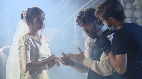 Indústria do cinema espanhol volta às rodagens