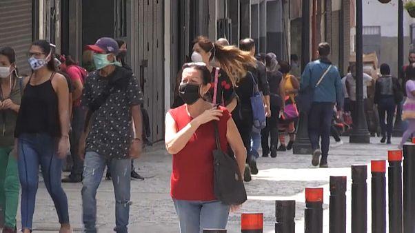 Venezuela sale del confinamiento | Euronews