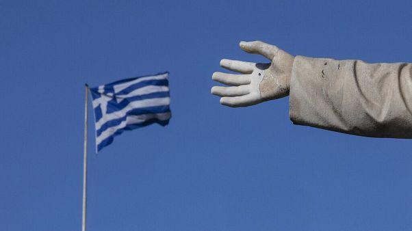 Yunan bayrağı