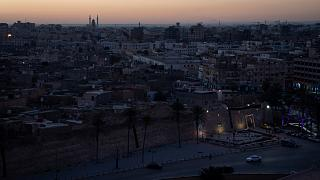 غرب ليبيا