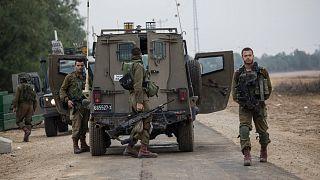 صورة لجنود إسرائيليين