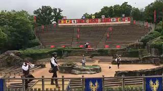 Parques temáticos reabrem após pandemia
