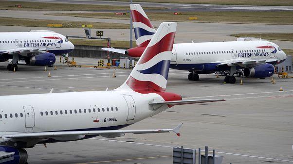 Companhias aéreas contra quarentena no Reino Unido