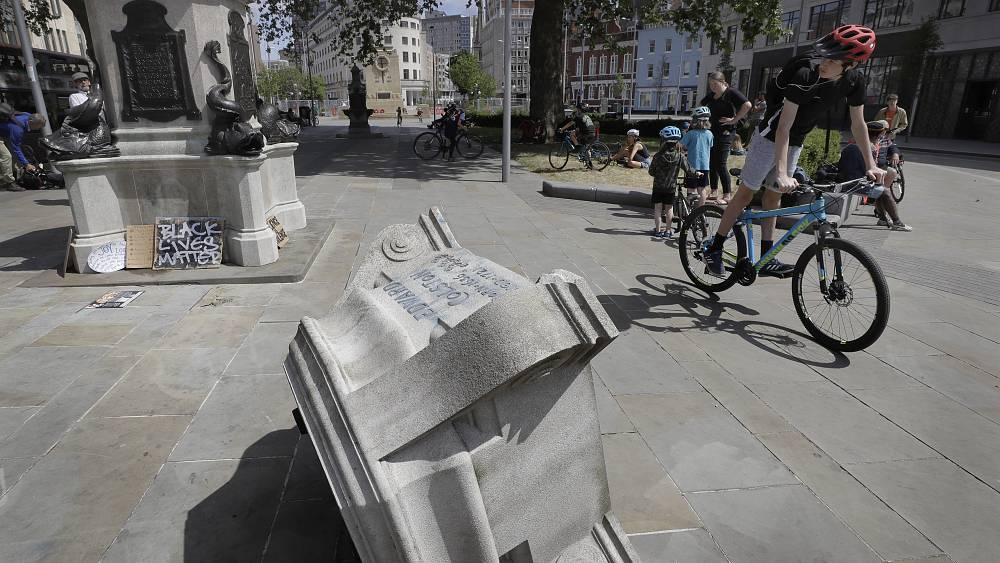 Bristol statue toppling: Who was Edward Colston and why did anti-racism protesters target him?