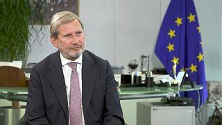 Komisyon'un bütçe sorumlusu Johannes Hahn: Kurtarma Fonu'yla Avrupa ekonomisine yatırım yapıyoruz