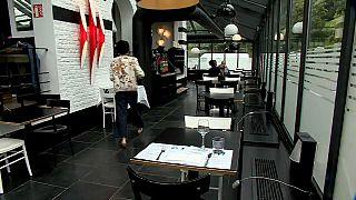 Брюссельский ресторан