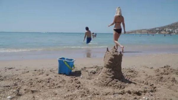Grécia anseia pelos turistas estrangeiros