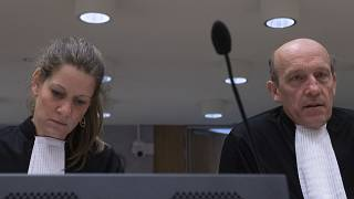 Адвокаты Олега Пулатова: Сабина тен Дуссхате и Баудевейн ван Эйк