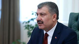Sağlık Bakanı Fahrettin Koca