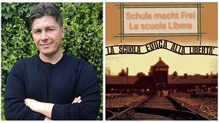 Claudio Ticci, consigliere comunale della Lega a Borgo San Lorenzo