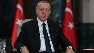 umhurbaşkanı Recep Tayyip Erdoğan, TRT ortak yayınında
