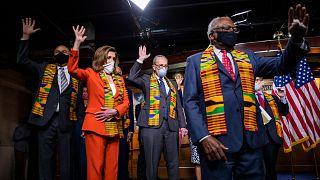 ABD Kongresi'ndeki Demokrat üyeler