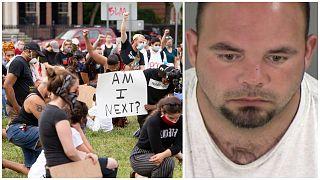 ABD'de ırkçılık karşıtı eylemlerde saldırı